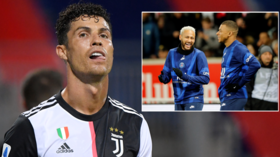 Disgruntled Cristiano Ronaldo 'wanted to QUIT Juventus for PSG' after frustrating Champions League clash with Lokomotiv Moscow