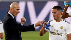 Big-money Hazard needs to prove his worth as Real Madrid boss Zidane set to gamble on Belgian for Man City Champions League clash