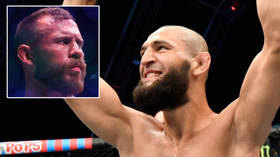 'Smash somebody, take money': Khamzat Chimaev calls Donald Cerrone UFC match-up an 'easy win' as he awaits next opponent