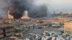 Both Israel AND Hezbollah deny devastating Lebanon blasts were a rocket attack