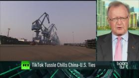 TikTok tussle chills China-US ties