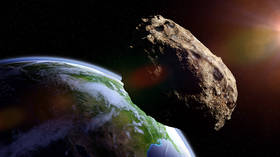 Football field-sized asteroid inbound today, with another 180-footer to follow this weekend, NASA warns