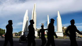Thailand's police say protest leaders violate coronavirus emergency law