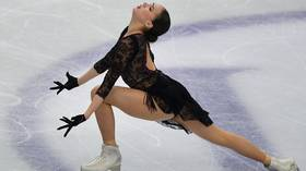 'She should respect herself': Russian figure skating coach says Alina Zagitova will retire if beaten by younger rivals