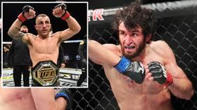 'I'm waiting for you': Zabit Magomedsharipov sends ominous warning to UFC champion Alexander Volkanovski