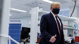 October surprise? Trump says Covid-19 vaccine possible before Election Day