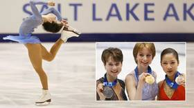 'I knew I wouldn't be allowed to win in Salt Lake City': Russian skating icon Irina Slutskaya on lost victory at 2002 Games