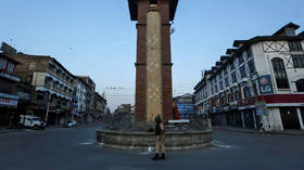 India's govt appoints former telecoms minister in charge of Kashmir