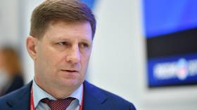 Sergey Furgal for President? LDPR leader refuses to rule out choosing ousted Khabarovsk governor as 2024 presidential nominee