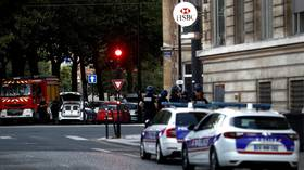 Hostage taker who demanded 'freedom for Palestinians' surrenders to police in France's Le Havre