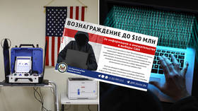 Russians & Iranians SPAMMED with State Dept's promises of riches after US offers $10mn for HACKERS 'interfering with election'