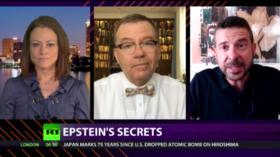 CrossTalk, QUARANTINE EDITION: Epstein's secrets