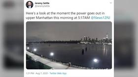 Manhattan suffers MASSIVE power outage, huge portions of NYC plunged into darkness (VIDEOS)
