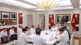 N. Korean leader orders officials to provide food & shelter for hundreds of families after floods