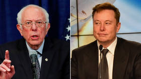 Elon Musk laughs off Bernie Sanders' proposed $27.5 billion tax bill by suggesting a drinking game
