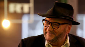 George Galloway: I now wear a star on my chest thanks to Twitter's extraordinary 'state media' discrimination