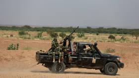 Six French tourists killed by gunmen in Niger giraffe reserve