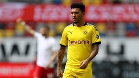 'The decision is final': Borussia Dortmund slam door on Jadon Sancho's big-money move to Manchester United
