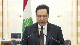 Lebanese PM Hassan Diab announces resignation of entire government amid protests triggered by Beirut explosion