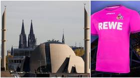 'Goodbye!' German team FC Cologne give red card to supporter who canceled membership because of mosque design on kit