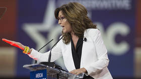 'Trust no one & have fun': Sarah Palin embraced by libs as she comes out with words of encouragement for Biden's VP pick Harris