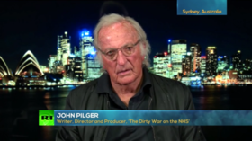 John Pilger: China going into 'state of SIEGE,' will defend itself against the US! (E916)