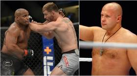 'Come on with that sh*t': UFC boss Dana White says Stipe-Cormier III determines heavyweight GOAT, dismisses Russian icon Fedor