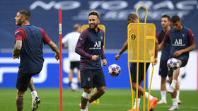'The game hasn't even started yet!' Neymar breaks Twitter with more than 1.7 MILLION mentions ahead of Champions League return