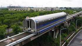 Chinese rail speeding towards exciting future by doubling network length within 15 years & introducing 600kph maglev trains