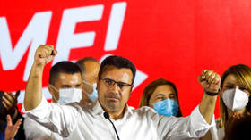 N. Macedonia's Zaev to form govt that 'won't veer away from road to EU'
