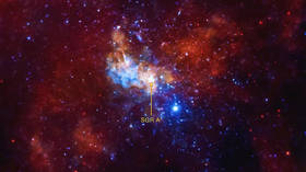 Fastest star in Milky Way powered by supermassive black hole at center of galaxy