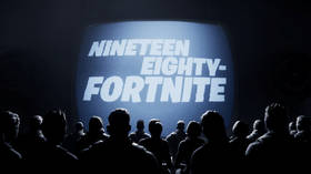 'Stop 2020 from becoming 1984': Fortnite developer sues Apple & Google after game YANKED from stores in in-app payment row