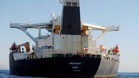 DOJ confirms 'largest-ever US seizure of Iranian fuel' on 4 ships bound for Venezuela