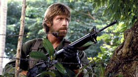 Chuck Norris appears in bizarre YouTube video threatening to make Belarusian President Lukashenko 'cry'