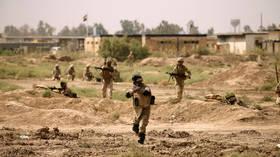 Rockets fall inside Iraq's Taji camp housing US-led coalition troops – reports