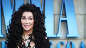 Cher says she hopes 'ground opens' under Trump and 'we never see his face again' after Gettysburg speech suggestion