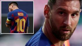 'Defenders kick the sh*t out of you and are built like wardrobes': Higuain warns Messi about heading to England