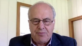 Socialists + globalists = ? Richard Wolff, Professor Emeritus of Economics at the University of Massachusetts, Amherst