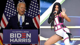 Vote for Weinstein? Michelle Obama's praise of Biden prompts opponents to recall her similar praise for Hollywood rapist