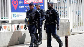 France sends in RIOT POLICE to enforce mask-wearing in Marseille amid spike in new Covid-19 cases