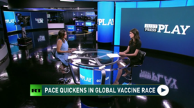 Pace quickens in global vaccine race