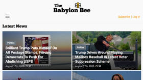 Twitter 'accidentally' suspends satirical site Babylon Bee after it mocked Kamala Harris and USPS conspiracies