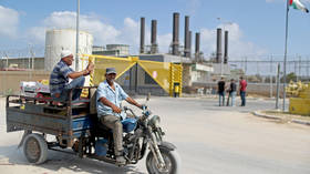 Gaza shuts down its only power plant after Israel suspends fuel shipments