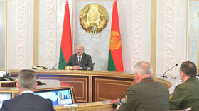 'People are tired, they want peace & quiet': Belarusian leader Lukashenko orders Interior Ministry to end 'unrest' in Minsk