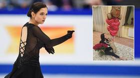 New love interest? Russian figure skating icon Evgenia Medvedeva intrigues fans with enigmatic message