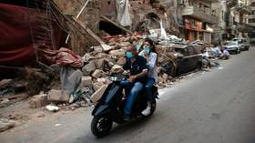 Washington dangles aid offer for blast-devastated Lebanon, as long as Beirut dances to its tune