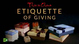 Etiquette Of Giving