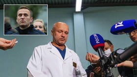 Doctors say condition of Moscow protest leader Navalny has stabilized, as Kremlin promises probe if traces of poison are found
