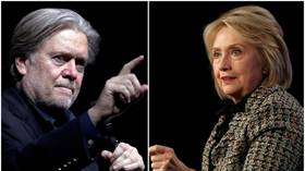 Clinton Foundation trends as conservatives counter Steve Bannon charges with reminder Dems may ALSO have crimes to investigate