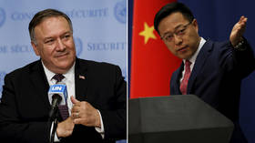 Pompeo warns 'snapback' sanctions will hit Iran September 20, dares other countries to oppose US' creative take on UNSC resolution